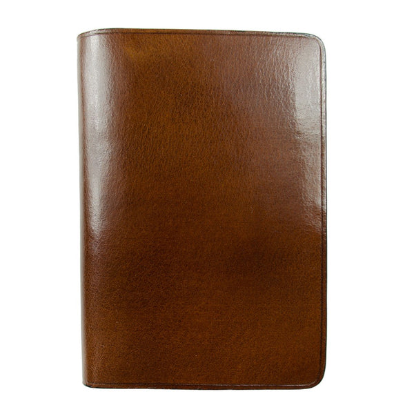 Il Bussetto - Bi-folder Card Case - Brown (Cappuccino)