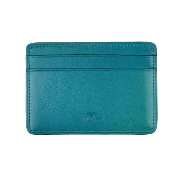 Il Bussetto - Card Case - Brilliant Blue