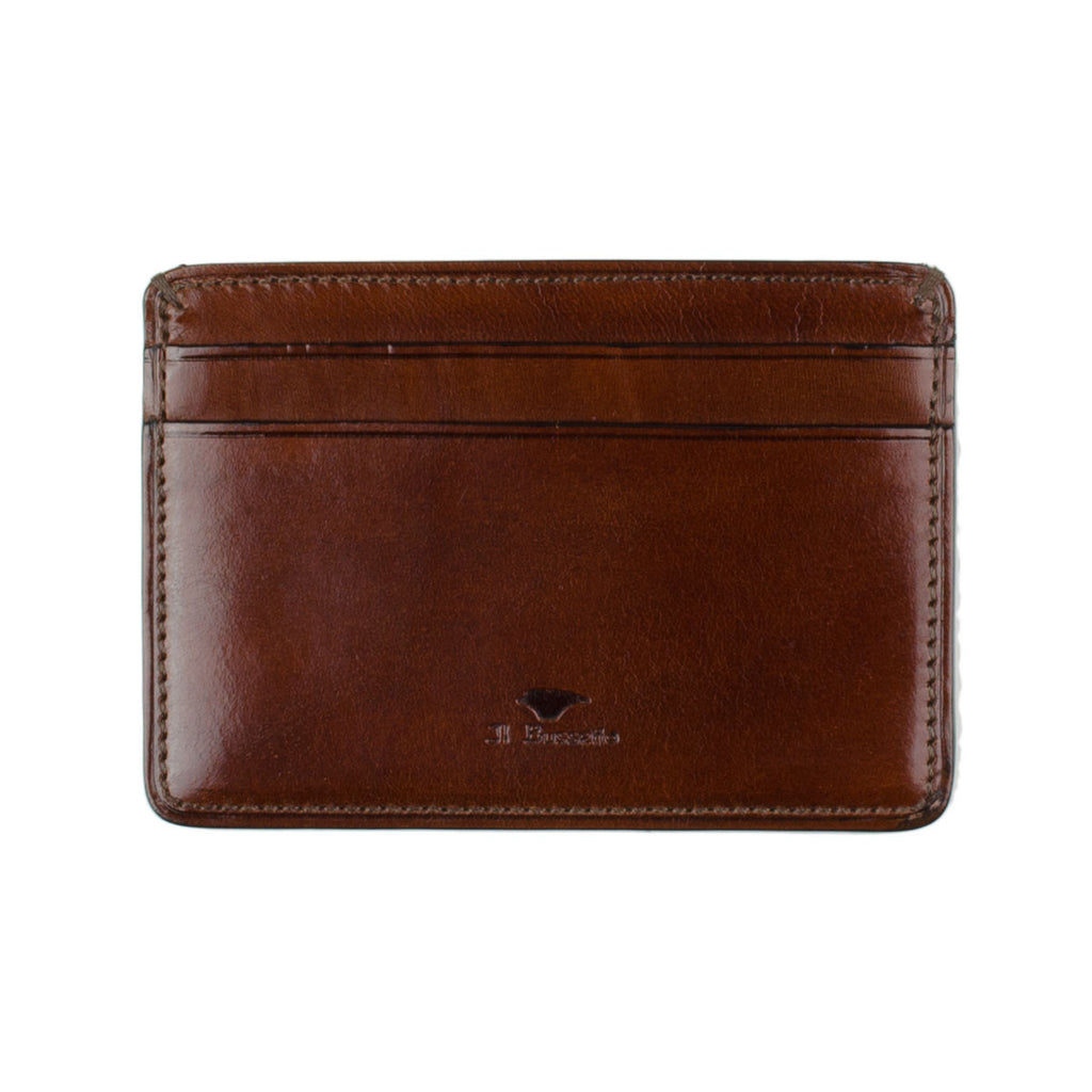Il Bussetto - Card Case - Brown (Cappuccino)