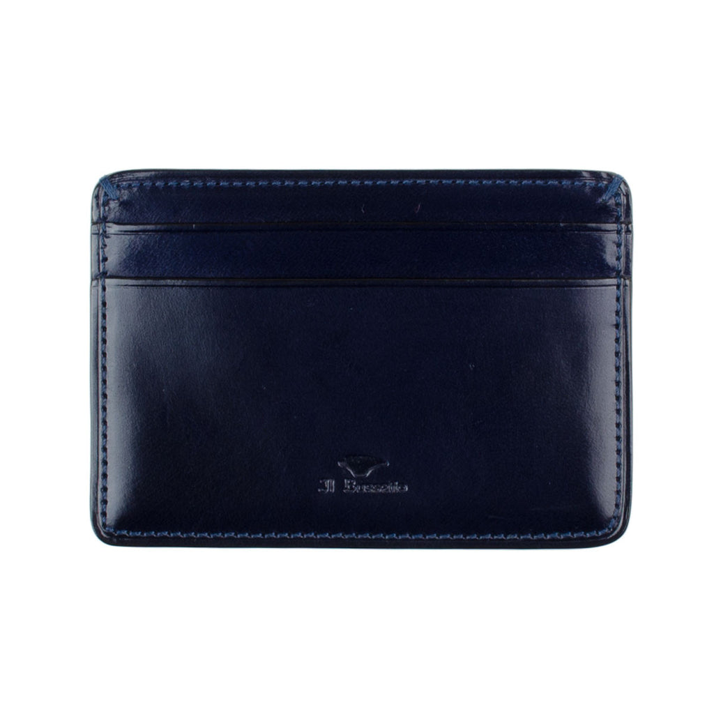 Il Bussetto - Card Case - Navy Blue