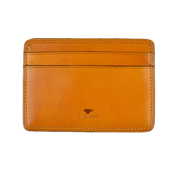 Il Bussetto - Card Case - Ochre