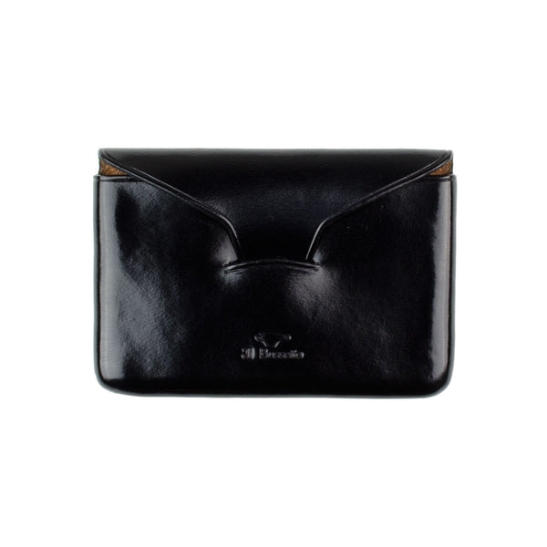 Il Bussetto - Card Holder (Envelope) - Black