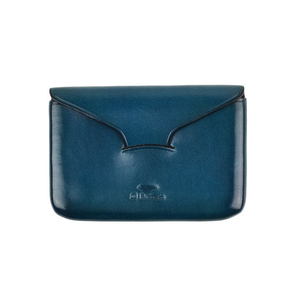 Il Bussetto - Card Holder (Envelope) - Blue