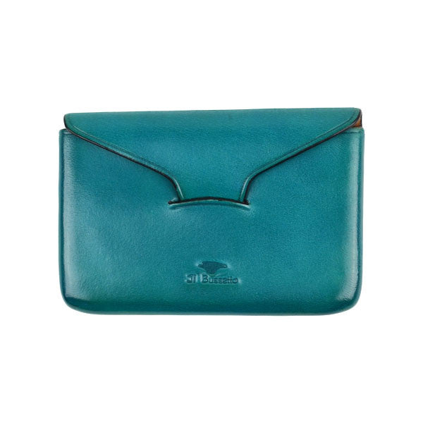 Il Bussetto - Card Holder (Envelope) - Brilliant Blue