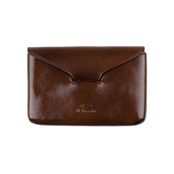 Il Bussetto - Card Holder (Envelope) - Brown