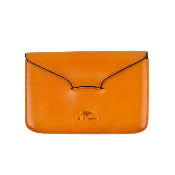 Il Bussetto - Card Holder (Envelope) - Ochre