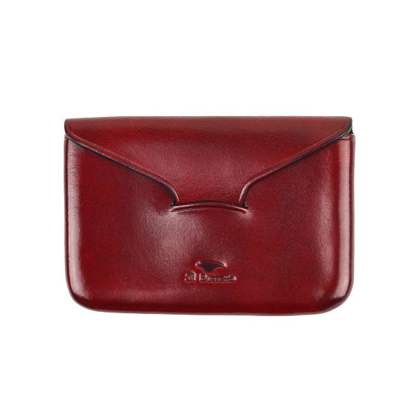 Il Bussetto - Card Holder (Envelope) - Red