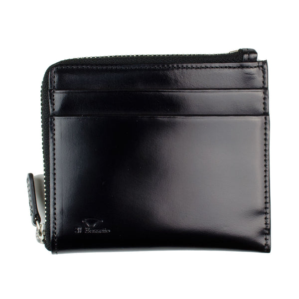 Il Bussetto - Zip wallet - Black