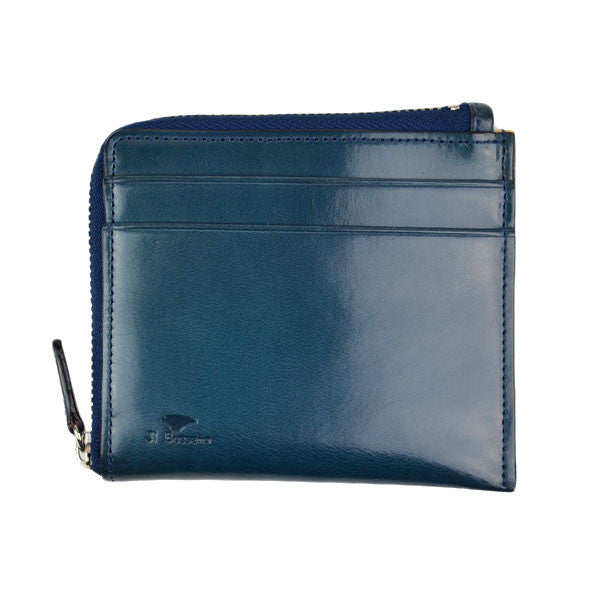 Il Bussetto - Zip wallet - Blue