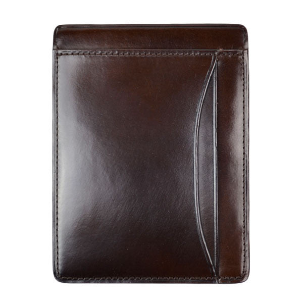 Il Bussetto - Card and Document Case - Dark Brown
