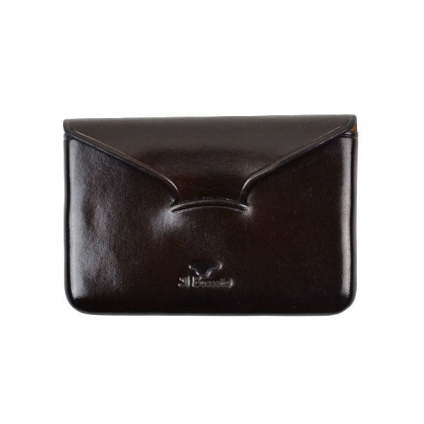 Il Bussetto - Card Holder (Envelope) - Dark Brown