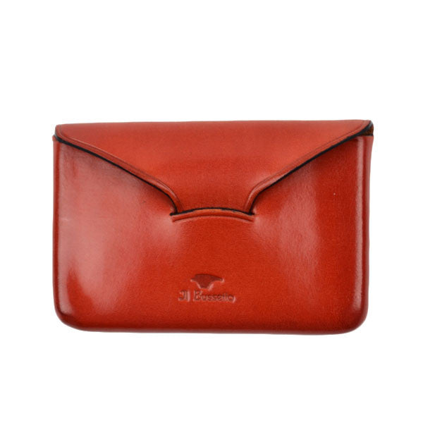 Il Bussetto - Card Holder (Envelope) - Orange