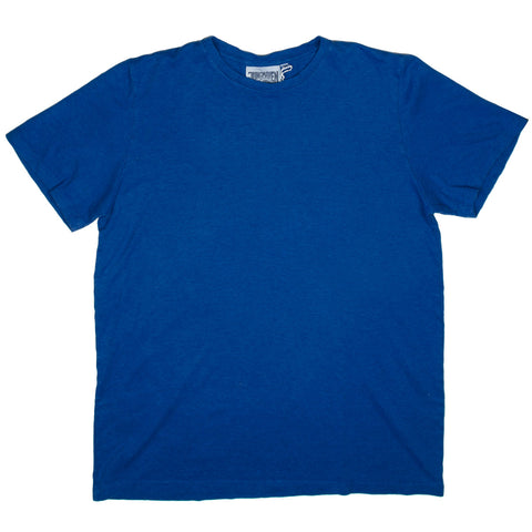 Jungmaven - Baja Hemp T-shirt 55/45 (7 oz) - Lake Blue