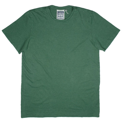 Jungmaven - Baja Hemp T-shirt 55/45 (7 oz) - Spruce Green