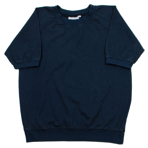 Jungmaven - Short-sleeve Raglan Sweatshirt (7 oz) - Navy