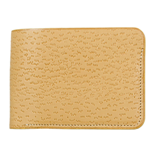 Laperruque - Billfold Wallet - Natural Peccary