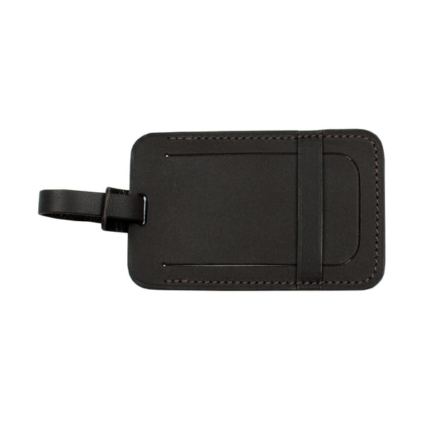 laperruque - Luggage Tag - Ebony Baranil