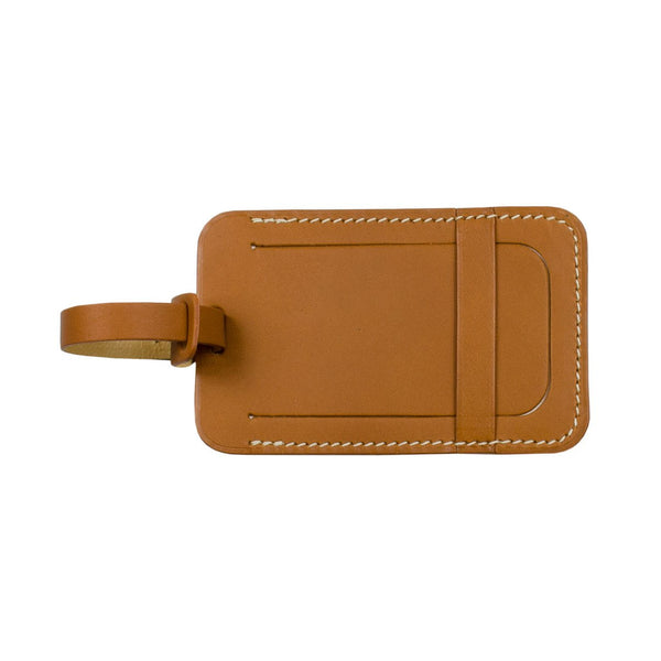 laperruque - Luggage Tag - Gold Baranil