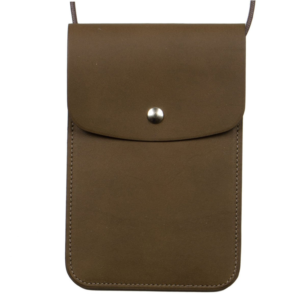 Laperruque - Neck Pouch - Olive Baranil