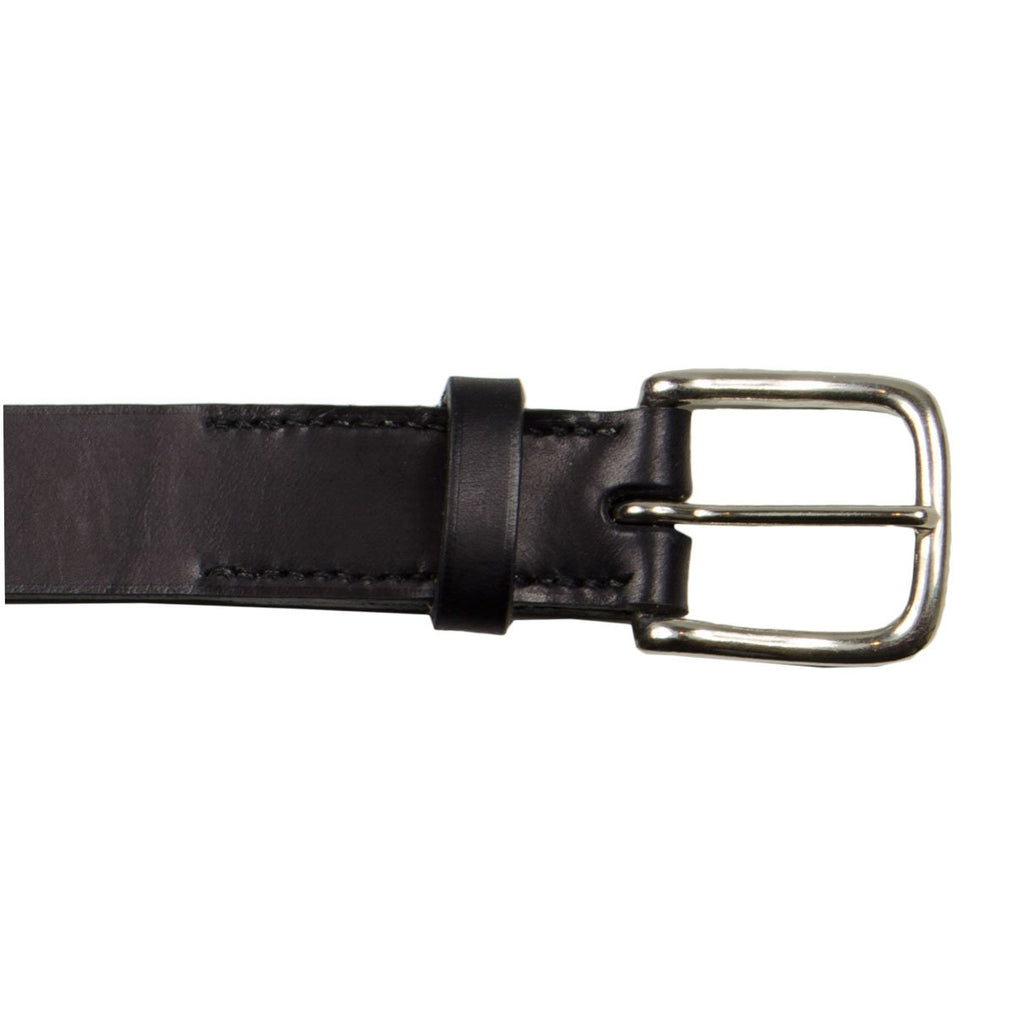 Laperruque - Silver Buckle Belt - Black