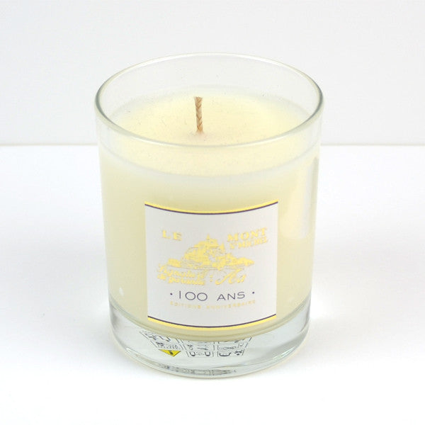 Le Mont St Michel - 100th Anniversary Candle - Ebony Scent