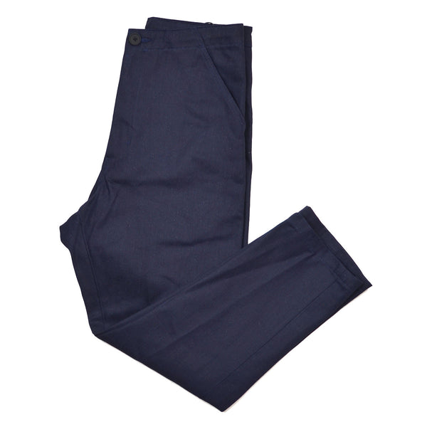 Levi's Made & Crafted - Drop Out Pant Lover's Rock - Navy