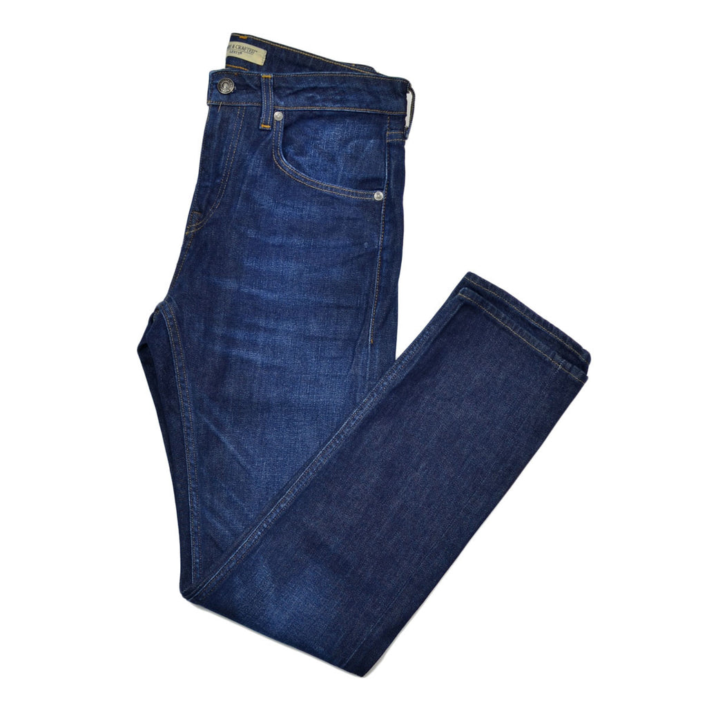 Levi's Made & Crafted - Tack Slim Risk Jeans - Used Denim