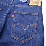 Levi's Vintage Clothing - 1960s 606 Jeans - Dark Rinse