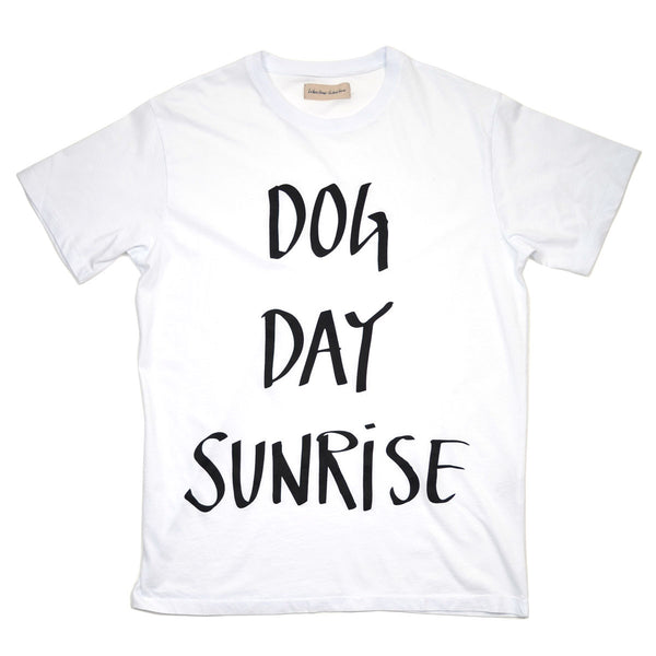Libertine-Libertine - Brake Dog Day Sunrise T-shirt Complex - White