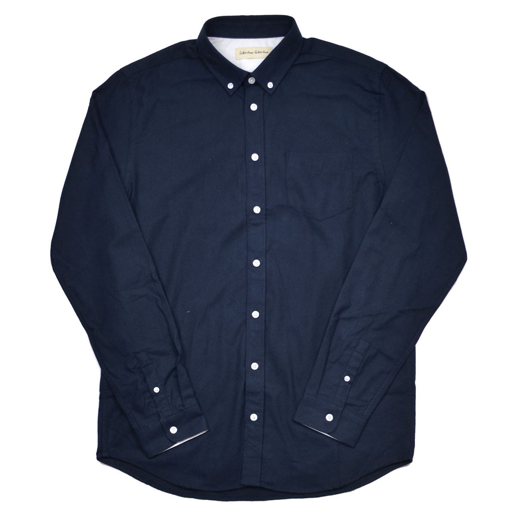 Libertine-Libertine - Hunter Shirt Banks - Dark Navy