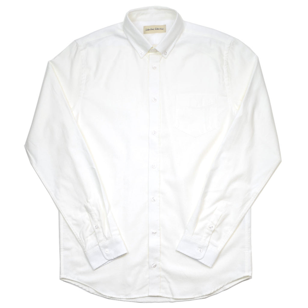 Libertine-Libertine - Hunter Shirt Banks - White