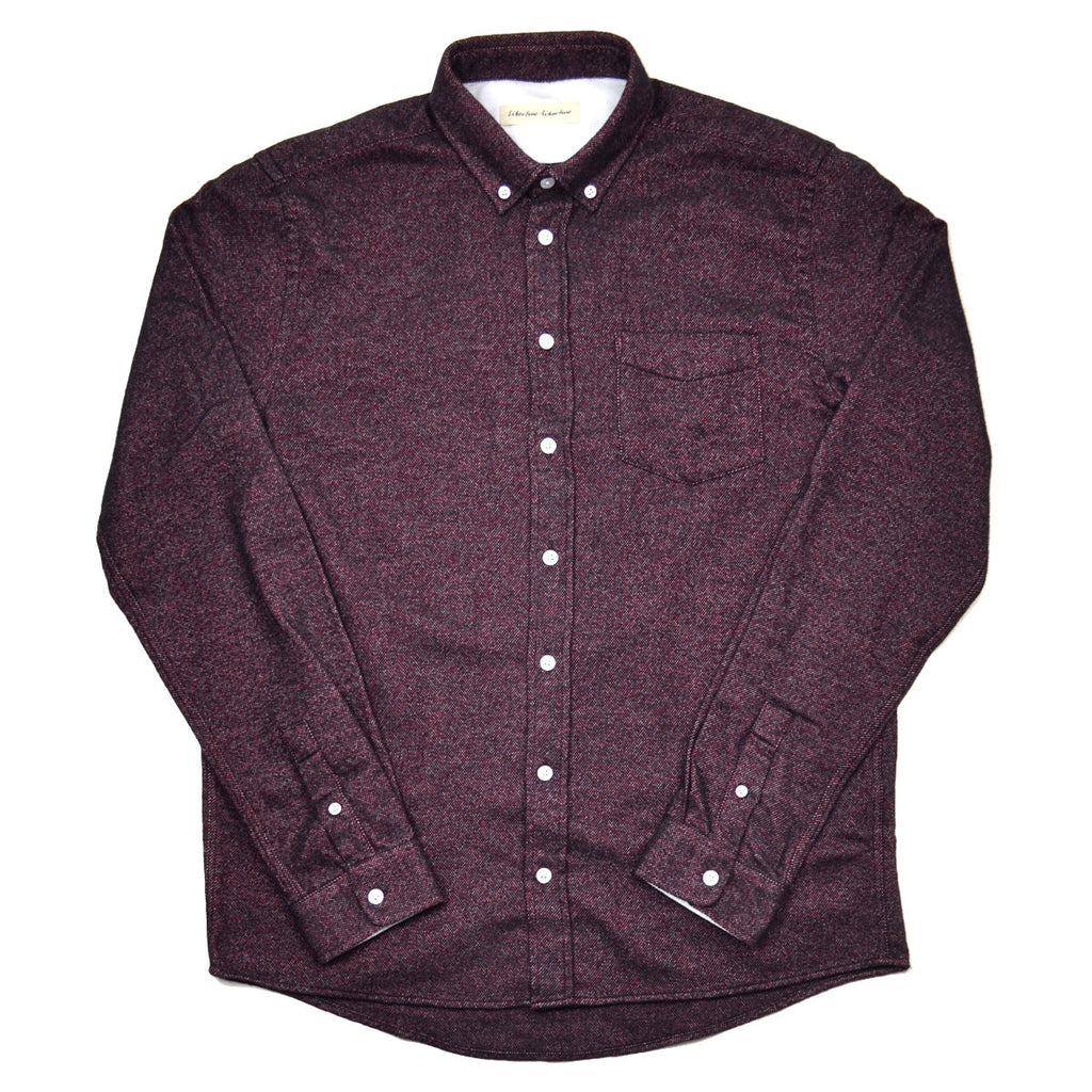 Libertine-Libertine - Hunter Shirt Mountain - Chinese Red