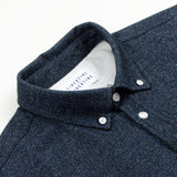 Libertine-Libertine - Hunter Shirt Mountain - Peacoat (Navy)
