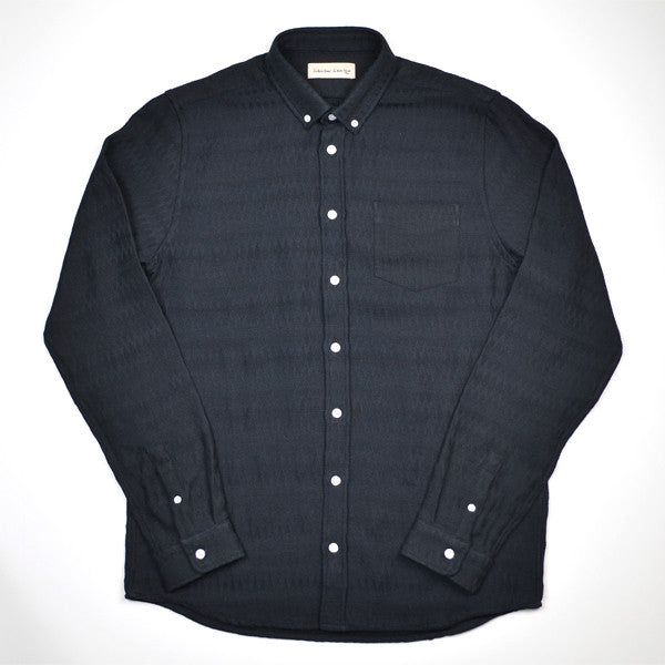 Libertine-Libertine - Hunter Shirt Planet - Black