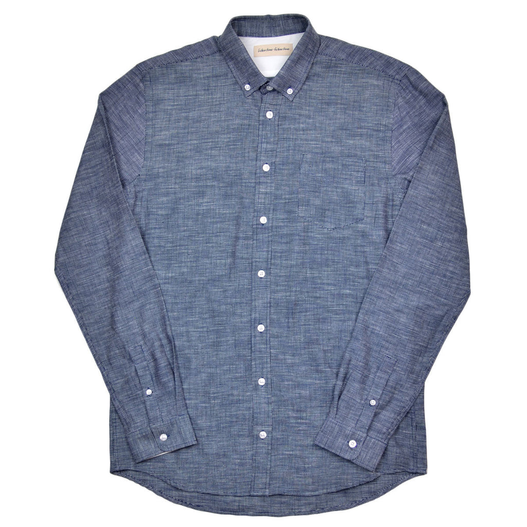 Libertine-Libertine - Hunter Shirt Rarely - Peacoat (Navy)