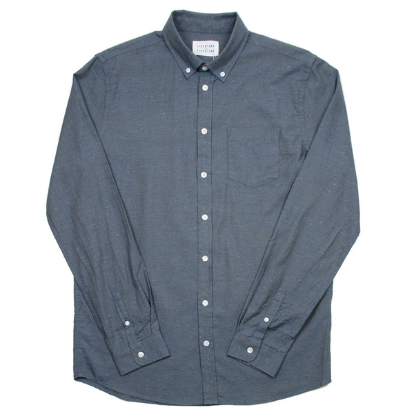 Libertine-Libertine - Hunter Shirt Vocal - Asphalt Melange