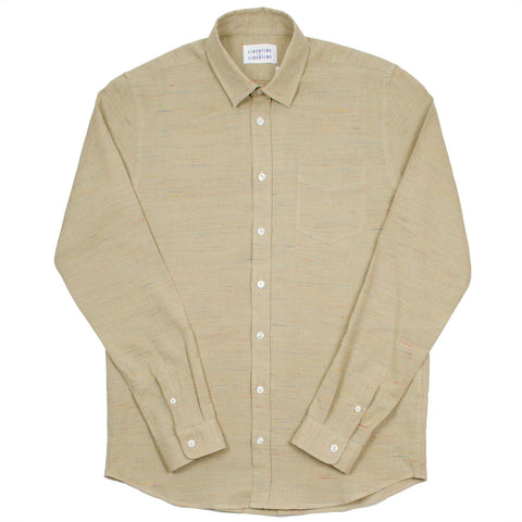 Libertine-Libertine - Lynch Shirt Moth - Taupe
