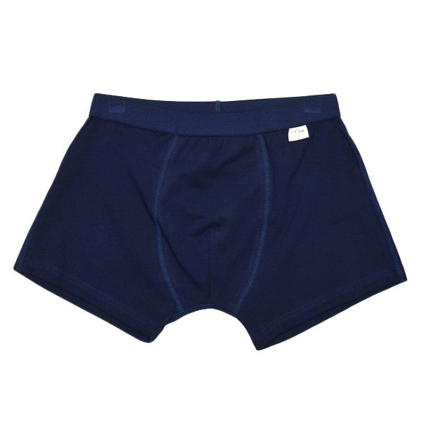 Libertine-Libertine Underwear - Plain Boxer 3-Pack - Peacoat (Navy)