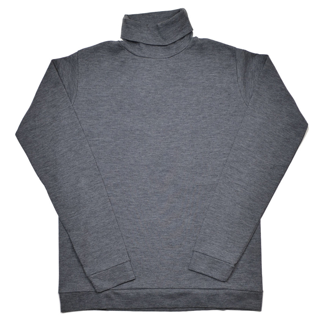 Libertine-Libertine - Tame Turtleneck Sweater Dash - Asphalt (Grey)