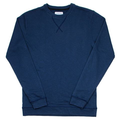 Libertine-Libertine - Usual Sweatshirt Embrace - Dark Navy