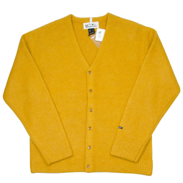 Manastash - Aberdeen Kurtigan Cardigan - Yellow