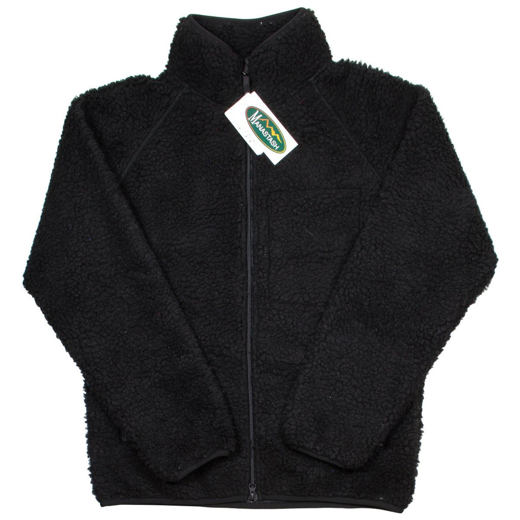 Manastash - Mt Gorilla II Polarfleece Jacket - Black