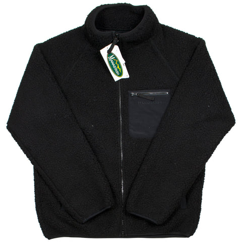 Manastash - Mt Gorilla V Polarfleece Jacket - Black