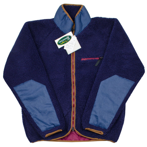 Manastash - Mt Gorilla VI Polarfleece Jacket - Purple