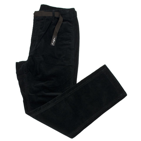 Manastash - Stretch Corduroy Climbing Pant - Black