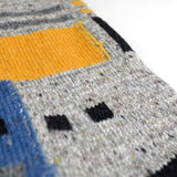 Marcomonde - Bauhaus Socks - Light Grey