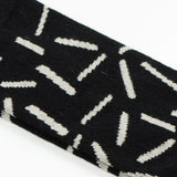 Marcomonde - Sticks Peru Socks - Black