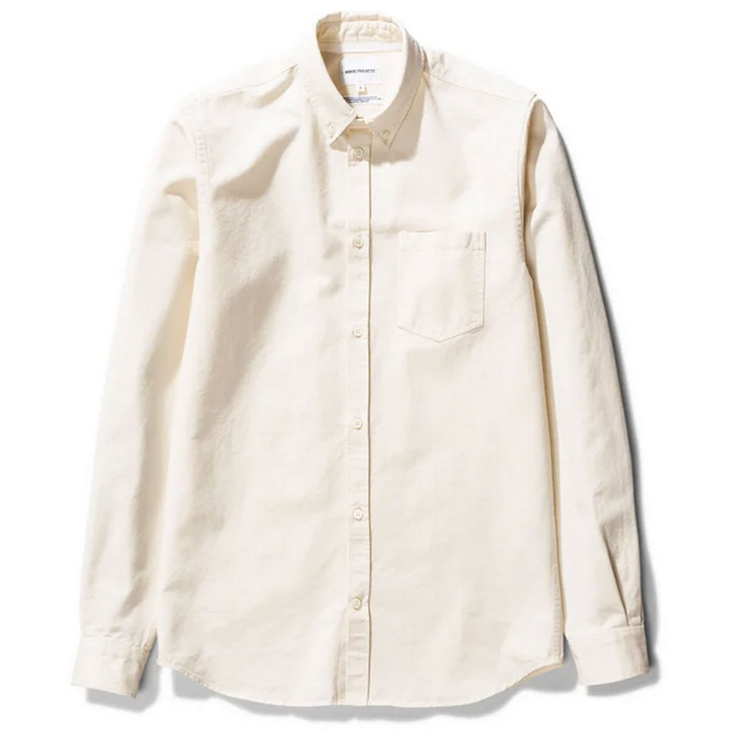 Norse Projects - Anton Denim Shirt - Ecru