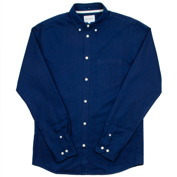 Norse Projects - Anton Denim Shirt - Indigo