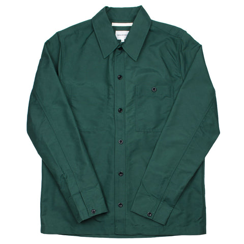 Norse Projects - Arnold Econyl Jacket - Dartmouth Green